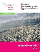 WeltRisikoBericht 2014: Risikoraum Stadt