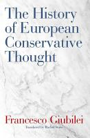 The History of European Conservative Thought PDF