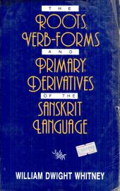 Roots Verb Forms and Primary Derivatives