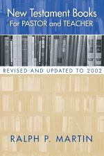 New Testament Books for Pastor and Teacher: Revised and Updated to 2002