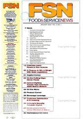Food & Service News
