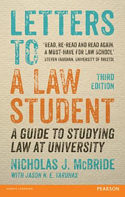 Letters to a Law Student 3rd edn PDF