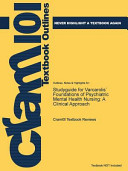 Studyguide for Varcarolis Foundations of Psychiatric Mental Health Nursing PDF