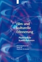 Film und kulturelle Erinnerung PDF