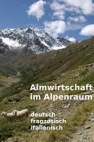 Almwirtschaft Im Alpenraum  Glossar Deutsch  Franzsisch  Italienisch PDF