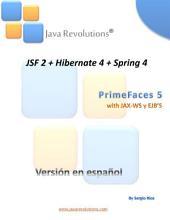 JSF 2 + Hibernate 4 + Spring 4: PrimeFaces 5 with JAX-WS y EJB'S