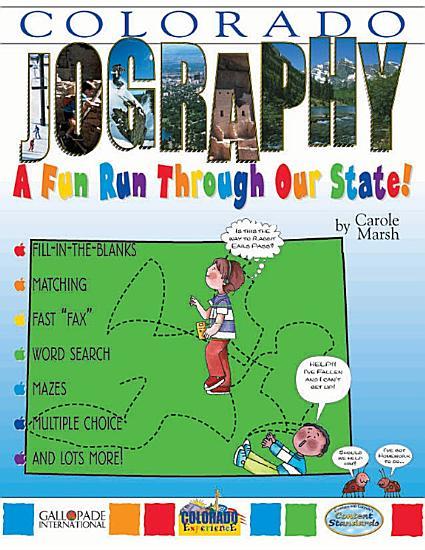 Colorado  Jography   A Fun Run Through Our State  PDF