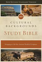 NRSV  Cultural Backgrounds Study Bible  eBook PDF