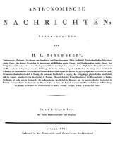 Astronomische Nachrichten: Volume 31