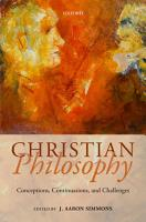 Christian Philosophy PDF