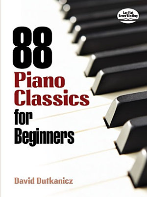 88 Piano Classics for Beginners