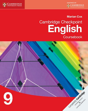 Cambridge Checkpoint English Coursebook 9 PDF