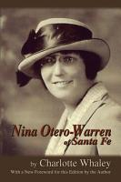 Nina Otero Warren of Santa Fe PDF