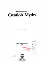 Encyclopedia of Creation Myths