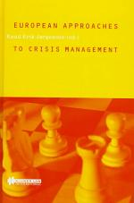 European Approaches to Crisis Management
