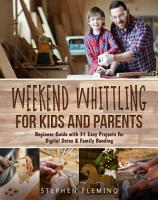 Weekend Whittling for Kids and Parents PDF