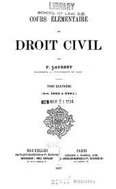 Art. 1832 à 2281
