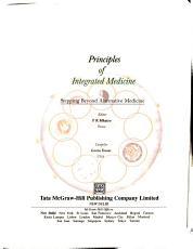 Principles of Integrated Medicine PDF