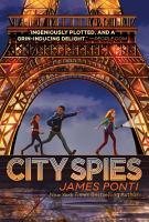 City Spies PDF