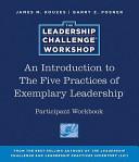 The Leadership Challenge Workshop  Intro Participant Set