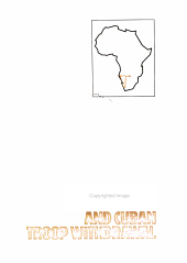 Namibian Independence and Cuban Troop Withdrawal PDF