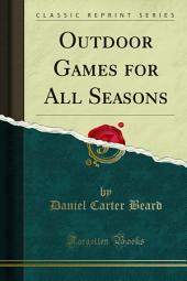 Outdoor Games for All Seasons