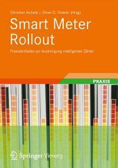 Smart Meter Rollout: Praxisleitfaden zur Ausbringung intelligenter Zähler
