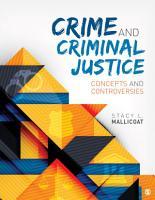 Crime and Criminal Justice PDF