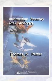 Information Security Risk Analysis, Second Edition: Edition 2