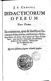 Opera didactica omnia
