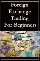 Foreign Exchange Trading For Beginners PDF