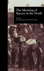The Meaning of Slavery in the North