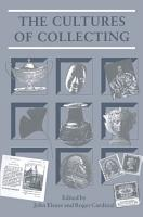 Cultures of Collecting PDF