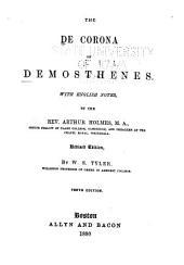 The De Corona of Demosthenes