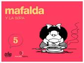 MAFALDA Y LA SOPA