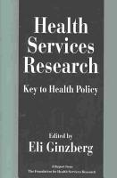 Health Services Research PDF