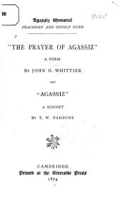 """The Prayer of Agassiz"": A Poem"