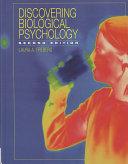 Discovering Biological Psychology