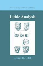 Lithic Analysis PDF