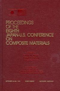 Adaptive Structures  Eighth Japan US Conference Proceedings Book