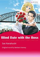 BLIND DATE WITH THE BOSS: Mills & Boon Comics