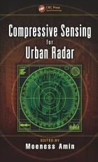 Compressive Sensing for Urban Radar PDF