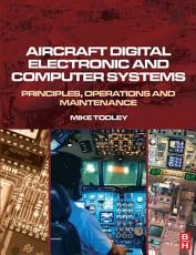 Aircraft Digital Electronic and Computer Systems PDF