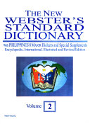 The New Webster s Standard Dictionary PDF