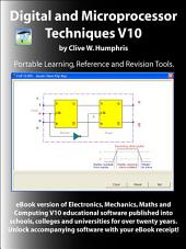 Digital and Microprocessor Techniques: Volume 10