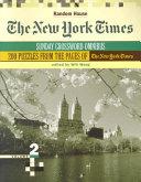 The New York Times Sunday Crossword Omnibus  Volume 2 PDF