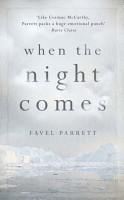 When the Night Comes PDF