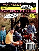 WALNECK'S CLASSIC CYCLE TRADER, MAY 1992
