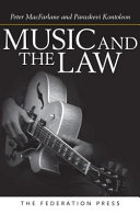 Music and the Law PDF
