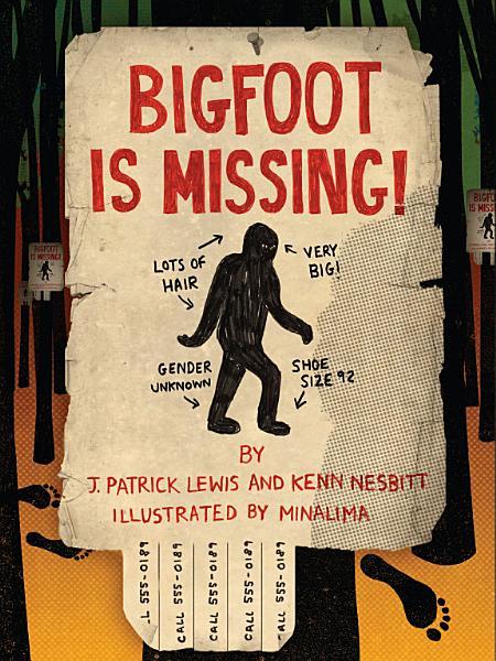 Download Bigfoot is Missing  Book